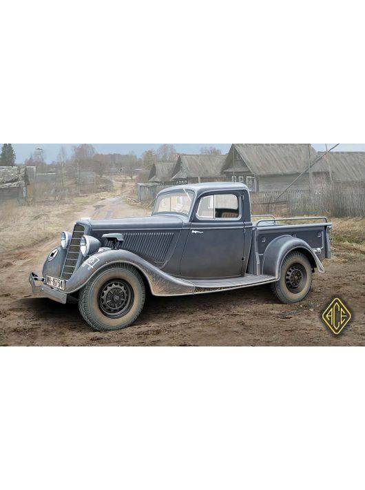 Ace - WWII Soviet pick-up GAZ-M-415