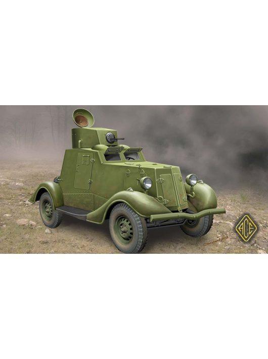 Ace - FAI-M Soviet light armored car