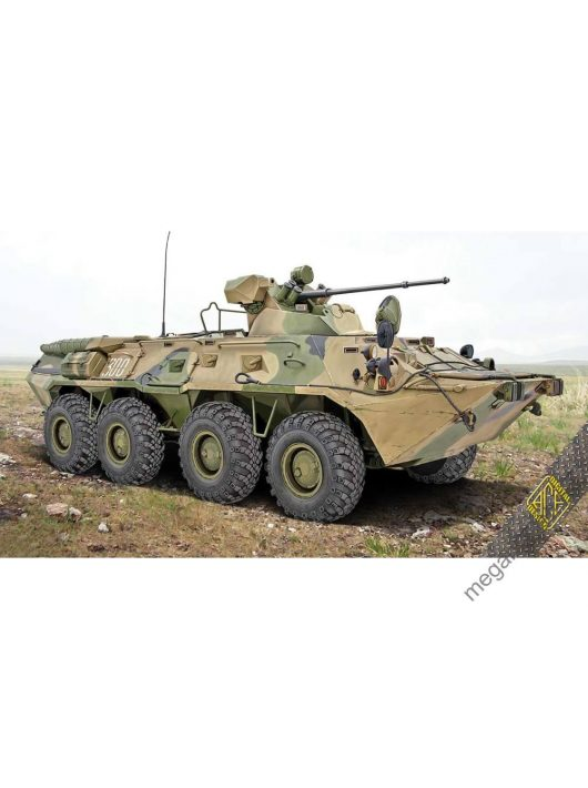 Ace - BTR-80A Soviet armored  personnel carrie