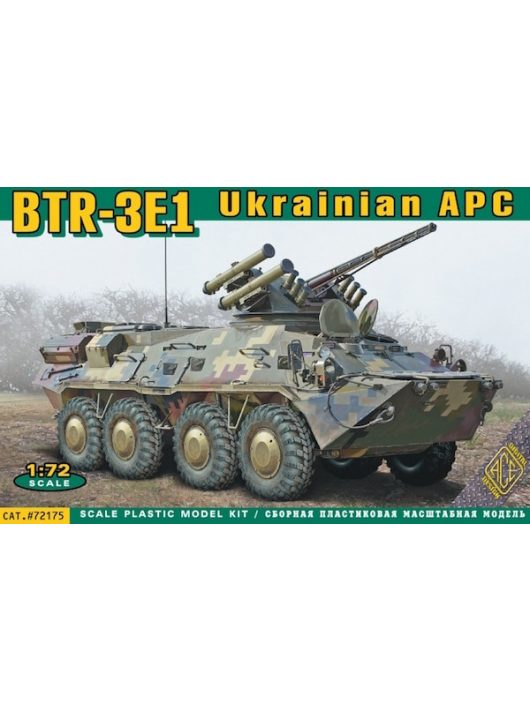 Ace - BTR-3E1 Ukrainian armored personnel carr
