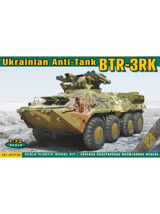 Ace - BTR-3RK Ukrainian anti-tank vehicle