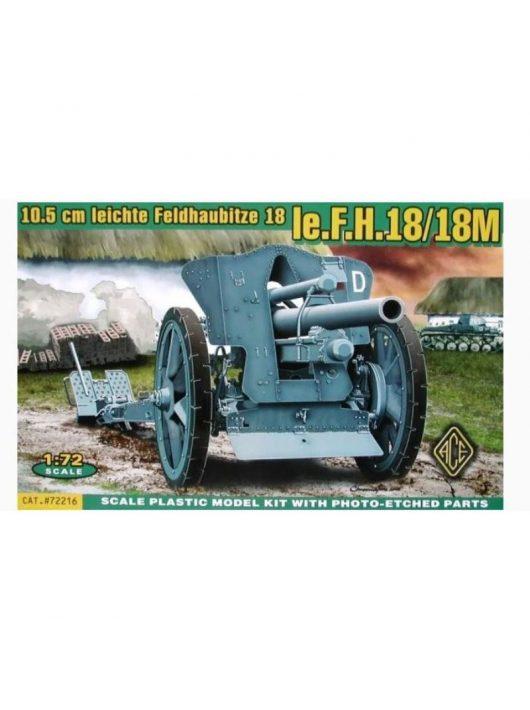Ace - German le FH18 10,5 cm Field Howitzer