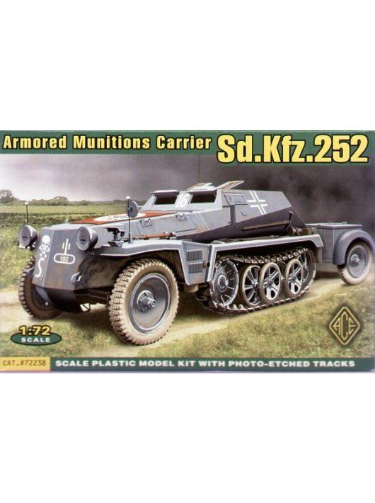 Ace - Sd.Kfz.252