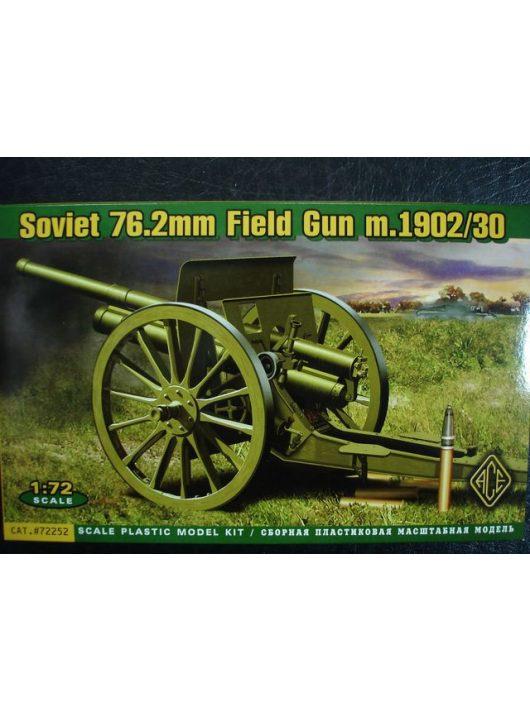 Ace - 76.2mm (3 inch) Soviet gun model 1902/1930 (with limber)
