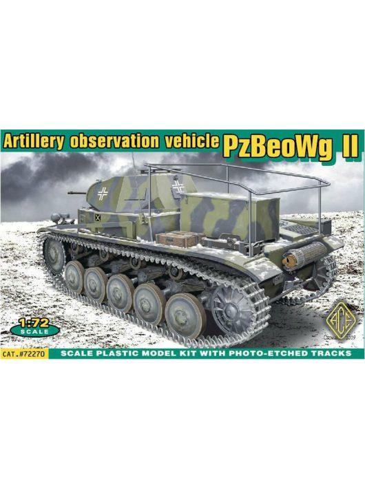Ace - Panzerbeobachtungswagen II artillery observation vehicle