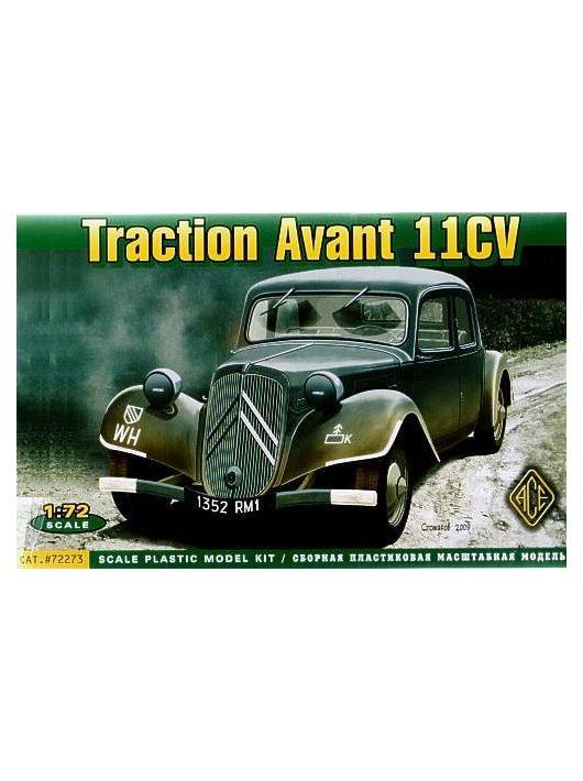 Ace - Staff Car Traction Avant 11CV