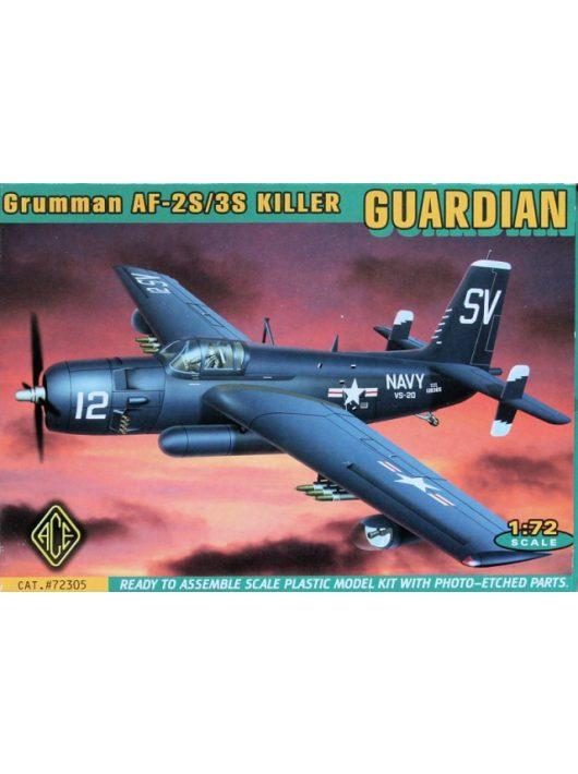 Ace - Grumman AF-2S/3S Killer Guardian