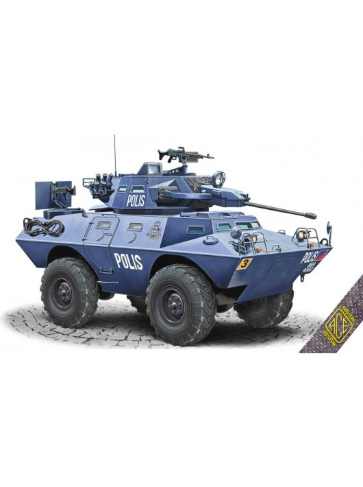 ACE - V-150 Commando Ac W/20Mm Cannon