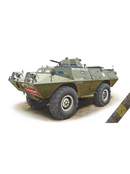 ACE - XM-706 E1 Commando Armored Car