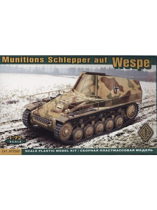 Ace - Munitions Schlepper auf Wespe