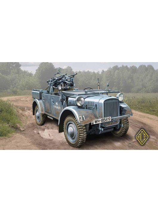 Ace - Kfz.4 WWII German AA motor vehicle