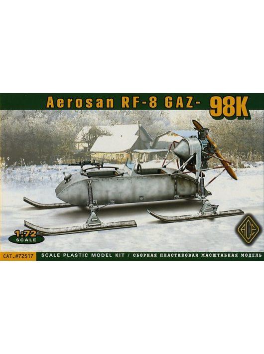 Ace - Aerosan RF-8 GAZ-98K