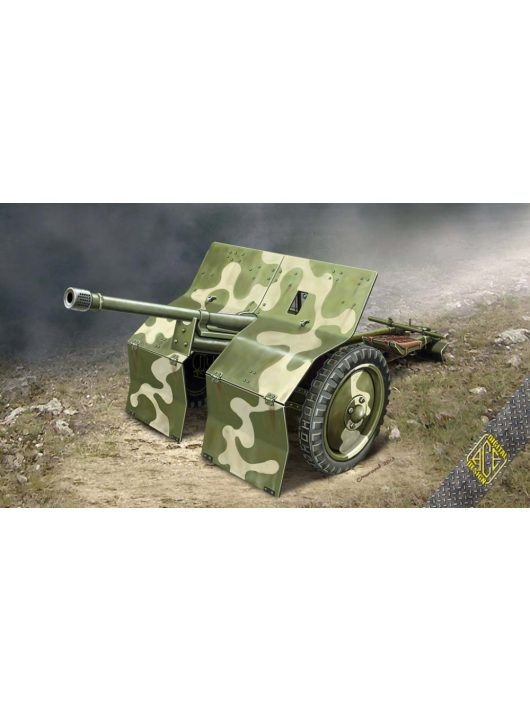 Ace - PstK/36 Finnish 37mm anti-tank gun