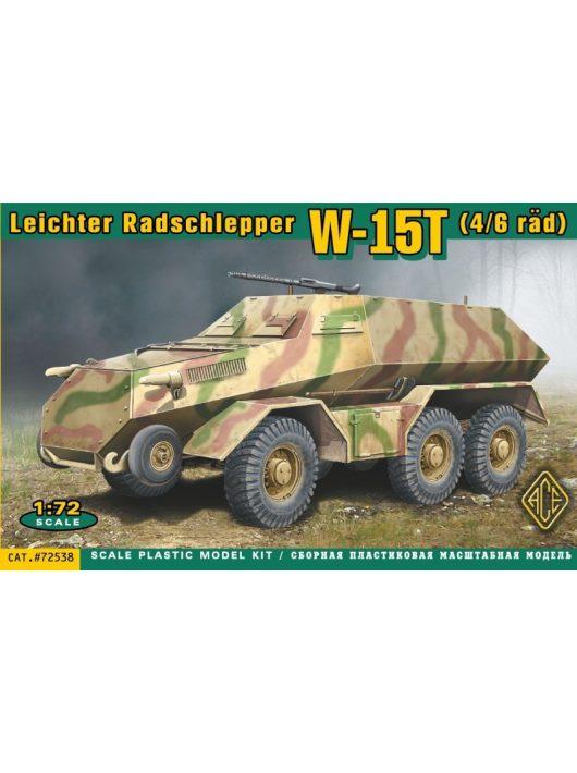 Ace - W-15T(4/6rad) Leichter Radschlepper