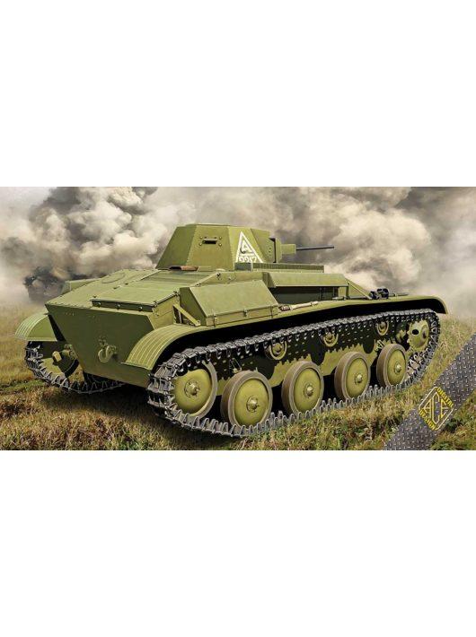 Ace - T-60 Soviet light tank(GAZ prod.m.1942)