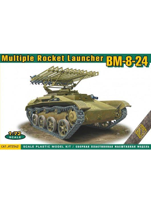 Ace - BM-8-24 multiple rocket launcher