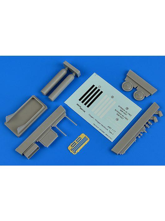 Aerobonus - Oxygen/Nitrogen Handtruck type II