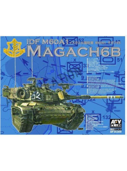 Afv-Club IDF M60A1 MAGACH6B