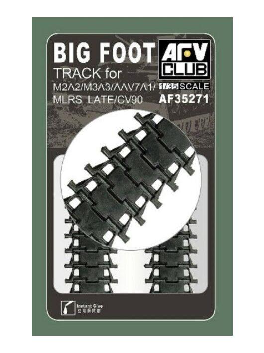 Afv-Club - M2A2/AAV7/CV BIG FOOT Track
