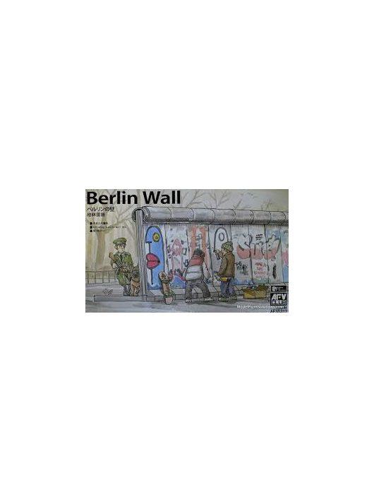 Afv-Club - Berlin Wall 3 units wall set