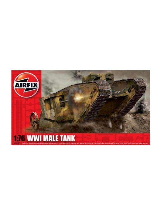 Airfix - WW I Tank Mk. 1