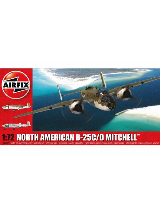 Airfix - North American B25C/D Mitchell