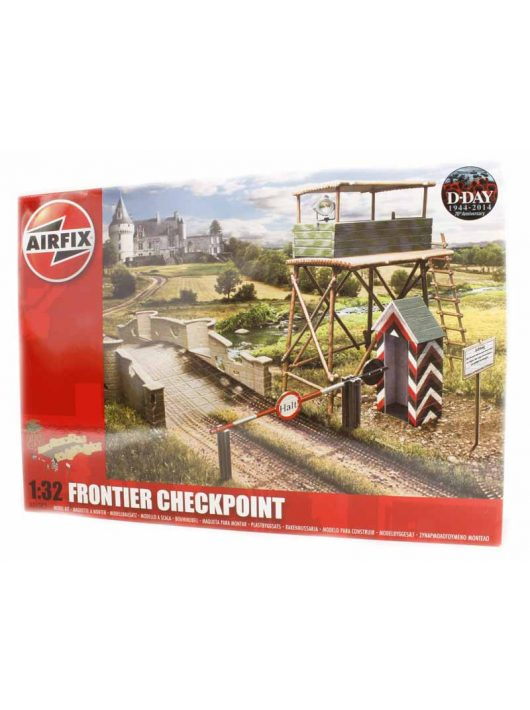 Airfix - Frontier Checkpoint