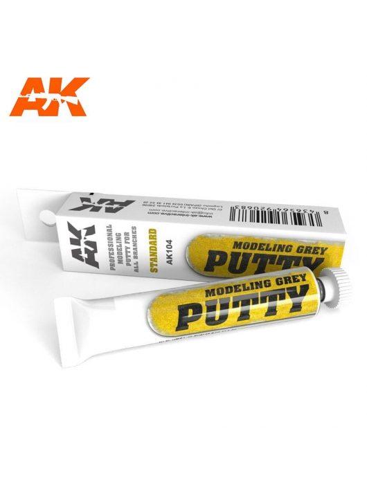 AK Interactive - Modeling Grey Putty 20 ml