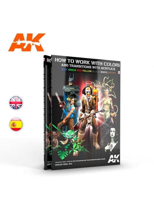 AK Interactive - How to Work with Colors and Transitions EN