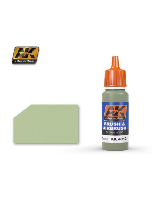 AK Interactive - Apc Interior Light Green 17 ml