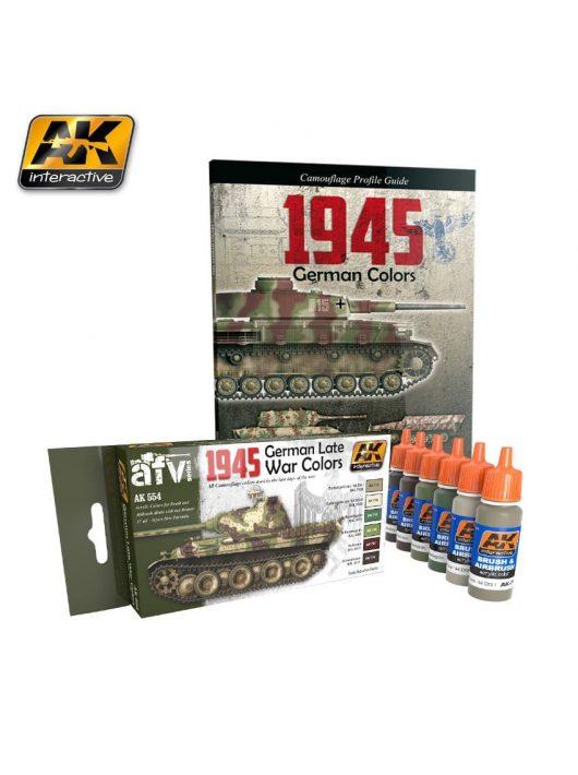 AK Interactive 1945 German Colors