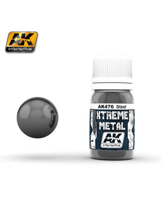 AK Interactive - Xtreme Metal Steel