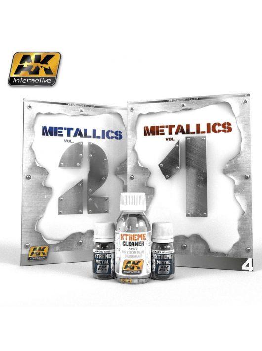 AK-Interactive - Xtreme Metallics promo pack
