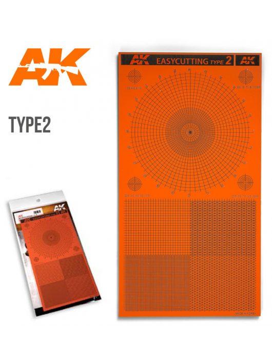 AK Interactive - Easycutting Board Type 2
