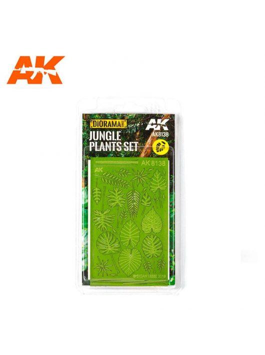 AK Interactive - Jungle Plants Set