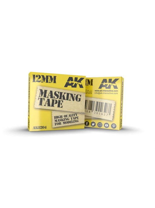 AK Interactive - Masking Tape 12 mm