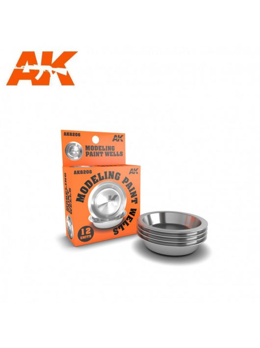 AK Interactive - Modelling Paint Wells