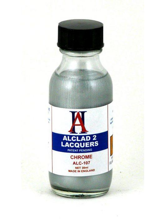 Alclad 2 - Chrome For Plastic