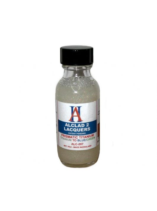 Alclad 2 - Prismatic Titanium 30ml