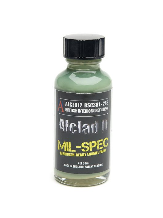 Alclad 2 - British Interior Grey Green (BS381C283) 30ml