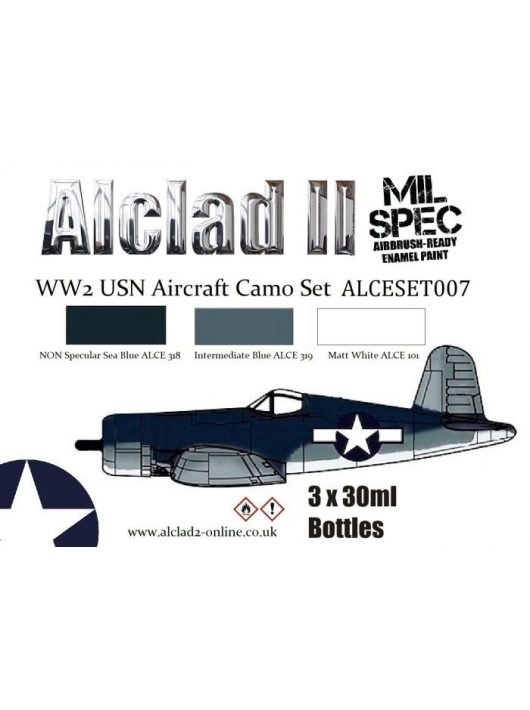 Alclad 2 - USN WWII Aircraft 30ml