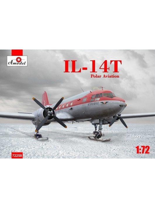 Amodel - Ilyushin IL-14T polar aviation