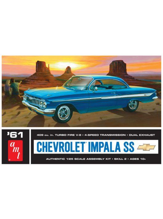 AMT - 1961 Chevrolet Impala SS car