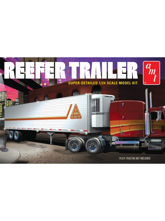 AMT - Reefer Semi Trailer