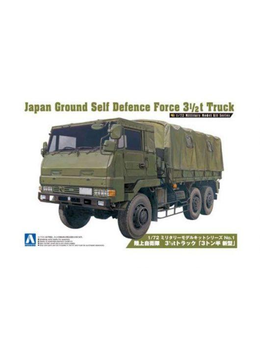 Aoshima - Japan Ground Self Defense Force 3 1/2T Truck