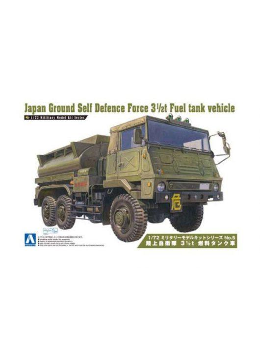 Aoshima - Japan Ground Self Defense Force 3 1/2Tfuel Tank Vehicle