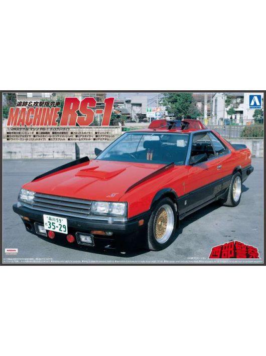 Aoshima - Seibu-Keisatsu #02 Machine Rs-1