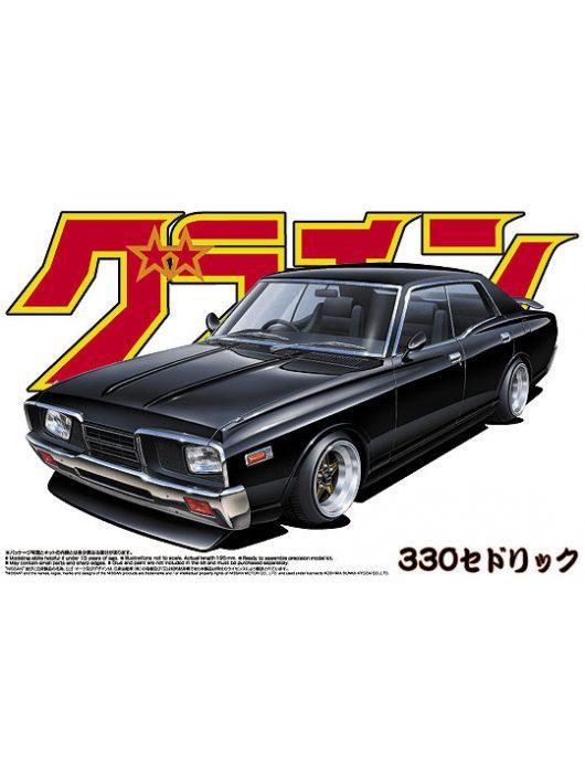 Aoshima - Nissan Cedric 4Dr Ht 2000 SGL-E