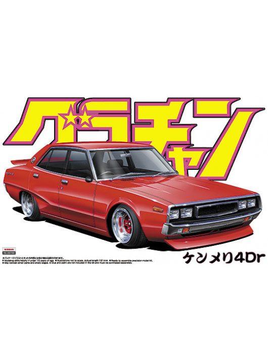Aoshima - Nissan Skyline 4DR 2000 GT-X
