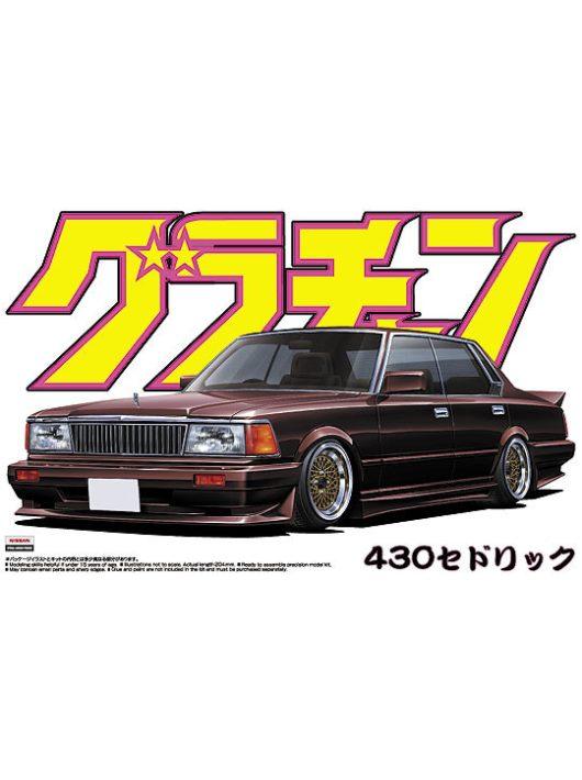 Aoshima - Nissan Cedric 4DR HT 280E Brougham
